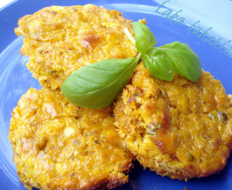 Pizza zalogaji s tikvom :: Pizza bites with pumpkin