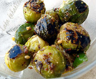 Hrskava prokulica :: Crunchy Brussels sprouts