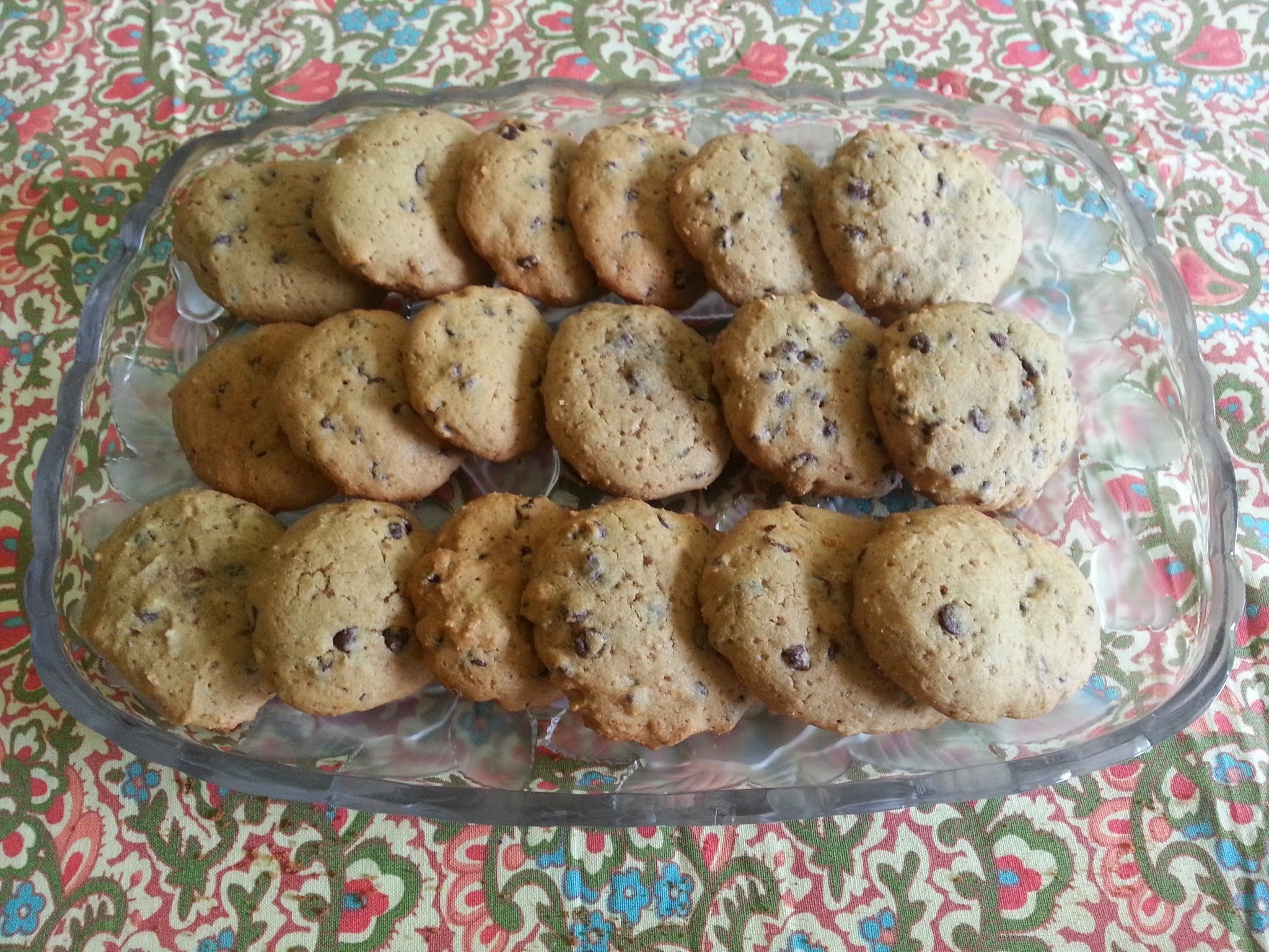Mark's Famous Chocolate Chip Cookies - Made Gluten Free!