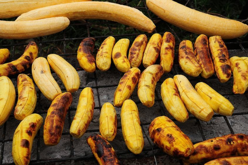 Banane barbecue