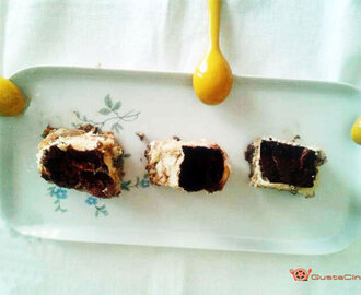 Ricetta light tiramisu ricotta e yogurt e film Wall-E