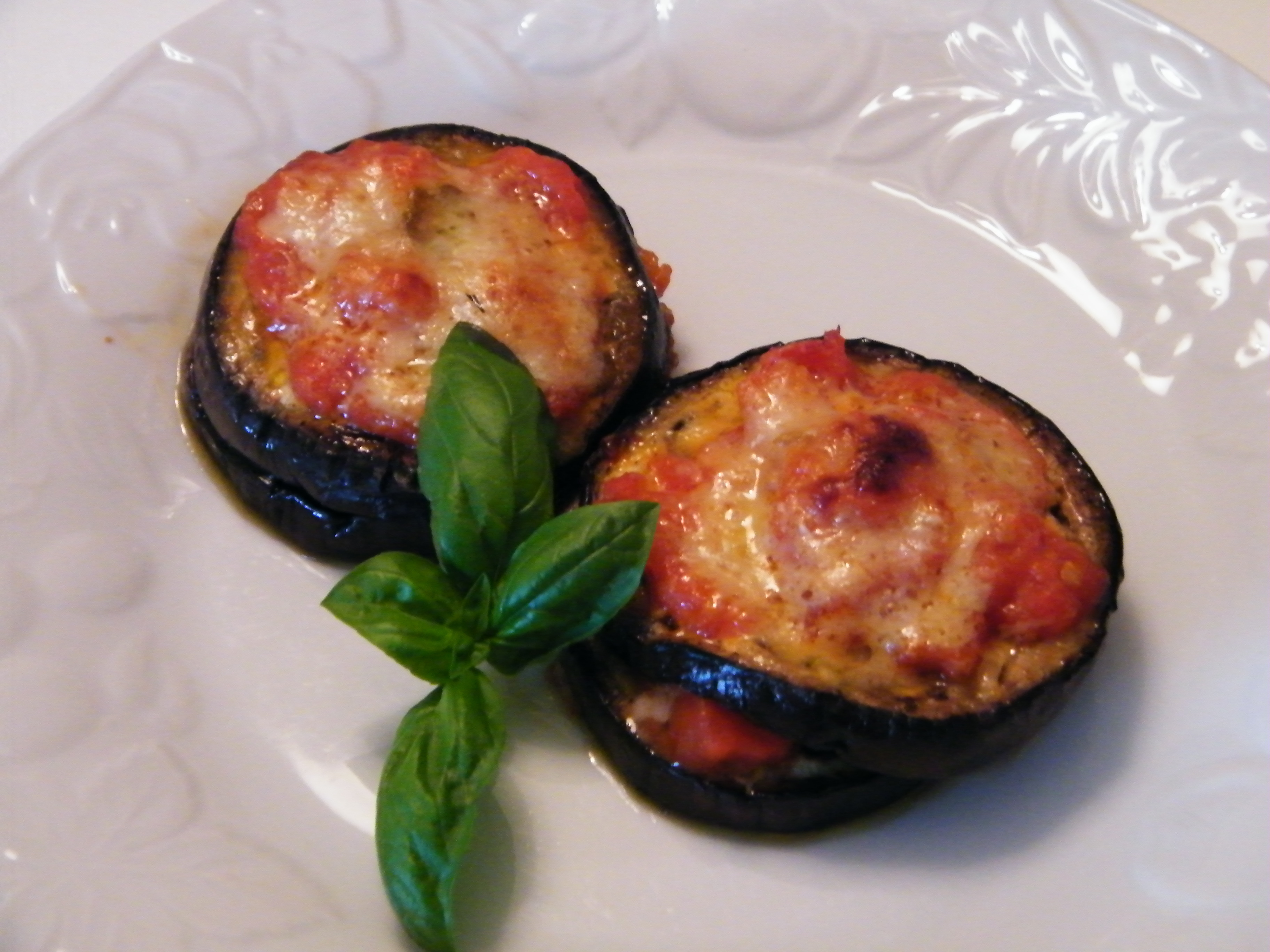 MINI PARMIGIANE….LIGHT