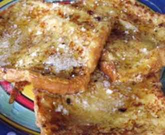 Old Fashioned – French Toast Recipe