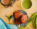 Monsoons and Aloo tikkis !