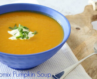 Thermomix Pumpkin Soup