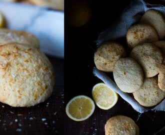 Lemon Coconut Cookies – Cookie Friday with Sia's Soulfood