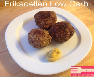 Frikadellen Low Carb