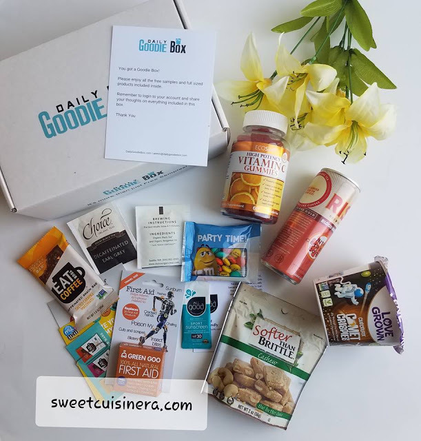 Product Review: November Daily Goodie Box