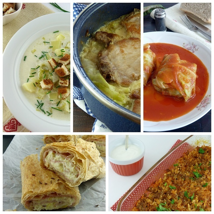 Recepti sa kupusom / Cabbage Recipes