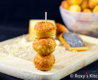Mini Cheese Balls