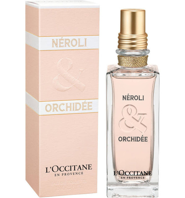 Perfume Review: L'Occitane's Néroli & Orchidée