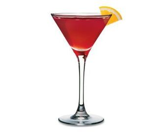 Pinnacle® Red Greyhound Pinn-Tini