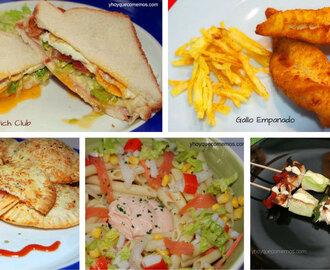 recetas de platos f ciles de preparar para muchas personas