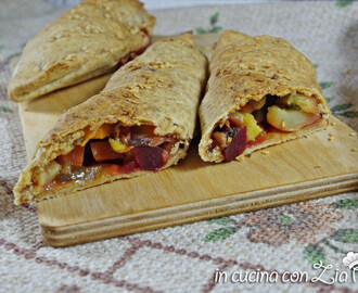 Calzone vegano  light