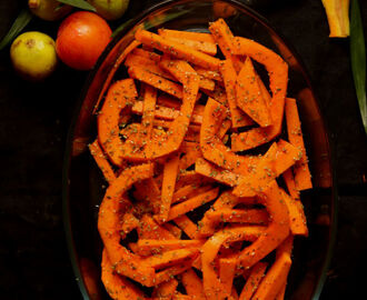 CALABAZA ASADA / ROASTED PUMPKIN