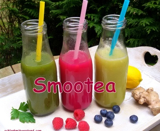 "Smootea – der ""schlankmacher"" Smoothie"