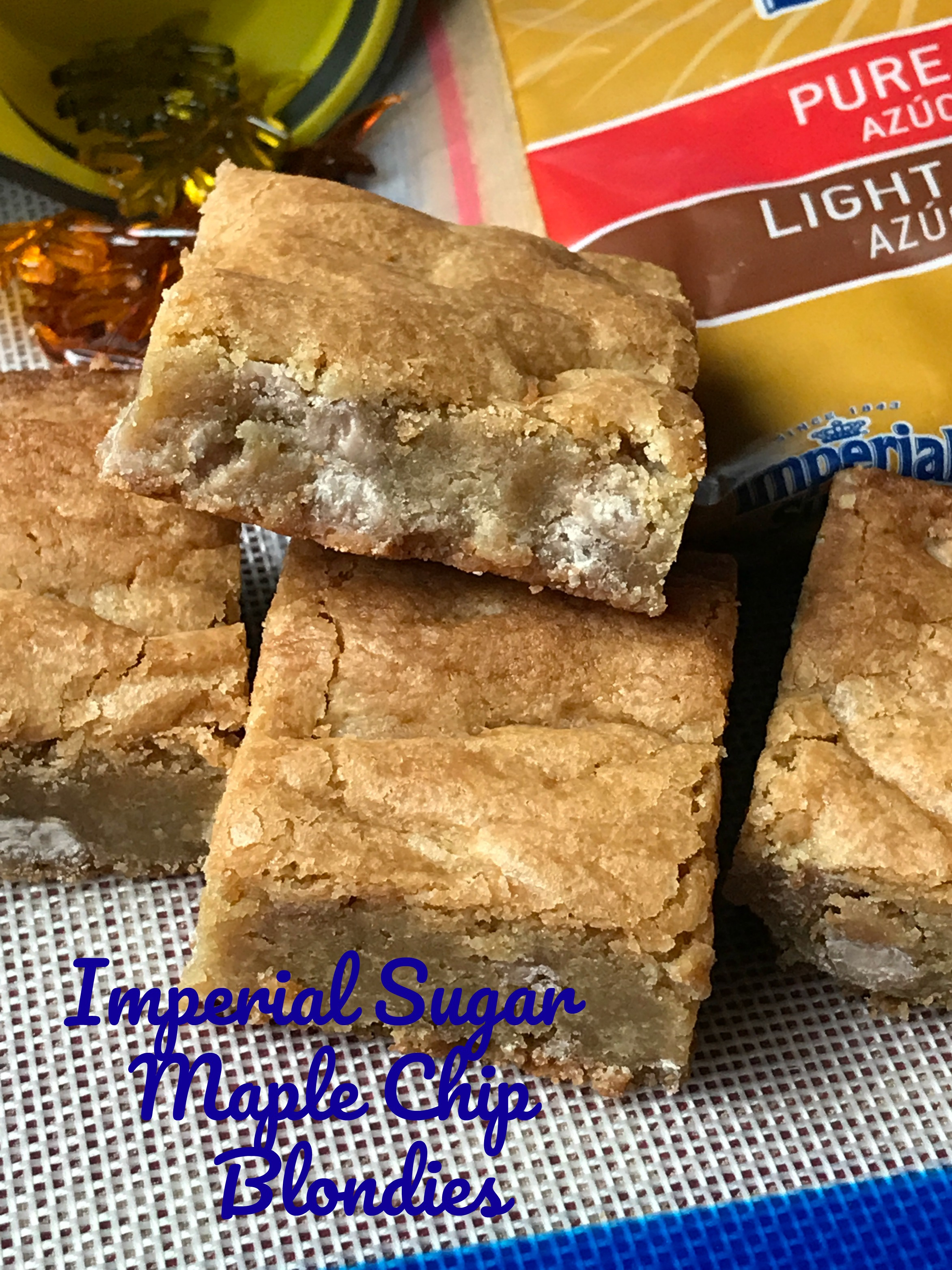 Bars, Blondies, Brownies