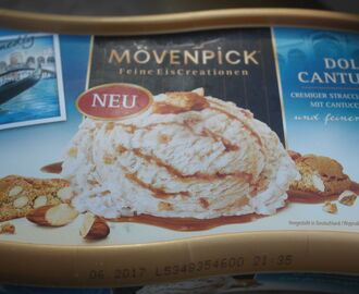 "Unboxing: ""Mövenpick Feine EisCreationen – Dolci Cantuccini"""