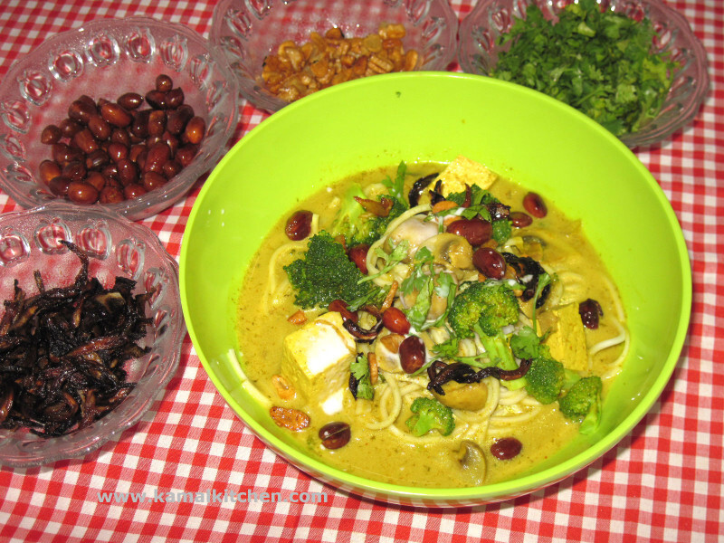 Khao Soi Recipe – Burmese/ North Thai Noodle Soup