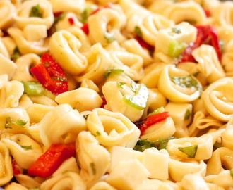 Al Dente On The Side: Tortellini Salad