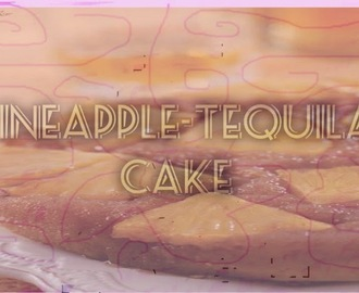 Pineapple-Tequila Cake Recipe