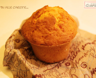 Muffin alle carote – Simil Camille