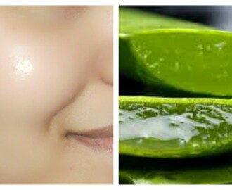 How to get clear, glowing, spotless skin by using aloe Vera gel