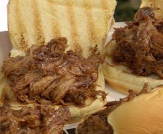 Pulled Pork with Black Pepper Vinegar