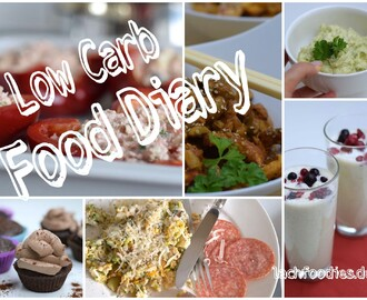 Low Carb Food Diary