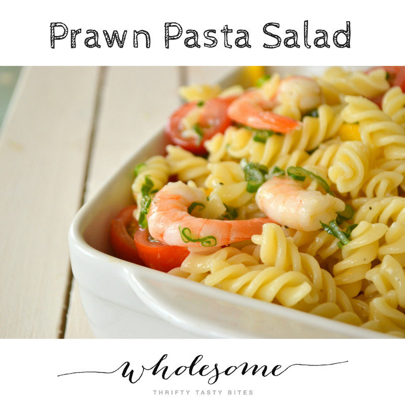 Prawn Pasta Salad Recipe