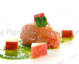 Ricette di gambero rosso antipasti di pesce mytaste for Ricette gambero rosso
