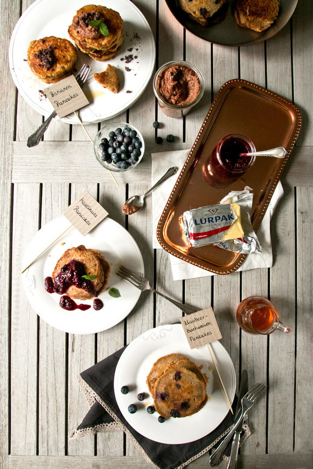 Pancake Party zur Lurpak-Blogparade