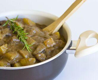Recetas de corzo estofado mytaste for Cocinar jabali arguinano