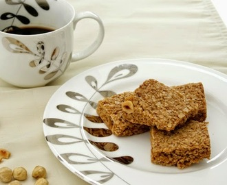 Perfect Flapjacks (oat bars?)