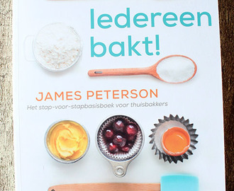 Review: Iedereen bakt – James Peterson + WIN!