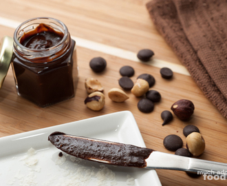 Test Kitchen - Gianduia (Chocolate Hazelnut Spread)