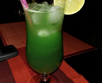 Cocktail: Green Poison