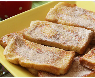 Oster-Brunch: French Toast