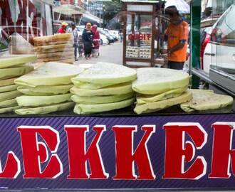 Jakarta Food Journal 5: Street Food – süße und herzhafte Snacks