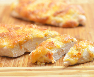 Easy Peasy Cheesy Mayo Chicken