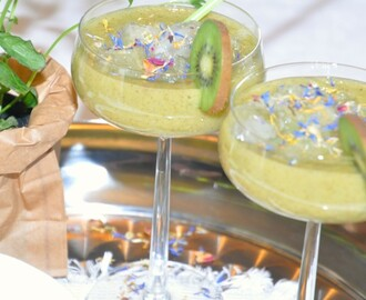Kiwi Daquiri – Mocktail