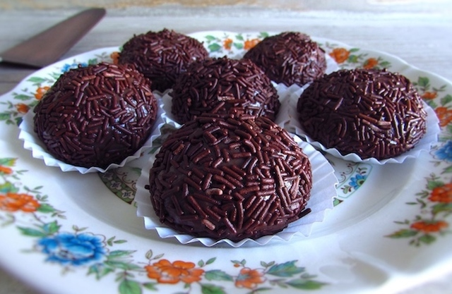 Brigadeiro | Food From Portugal