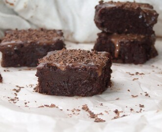 LCHF fudge brownies!