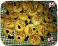 Walnuss - Cranberry - Cookies
