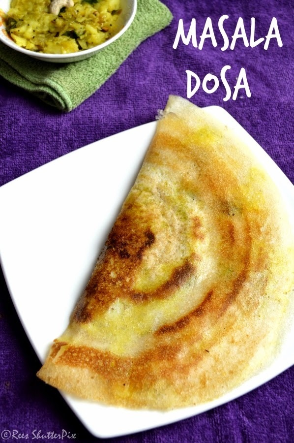 Masala Dosa Recipe  | Breakfast Recipes