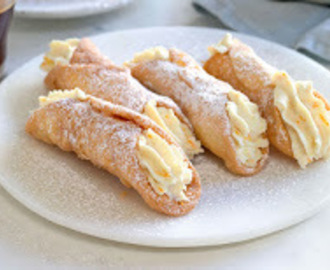 Cannoli siciliano