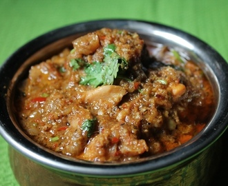 Chettinad Chicken Curry Recipe / Chettinad Chicken Kuzhambu Recipe