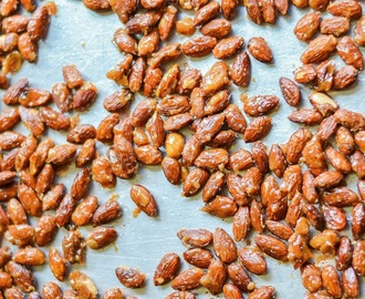 Salted Candied Almonds