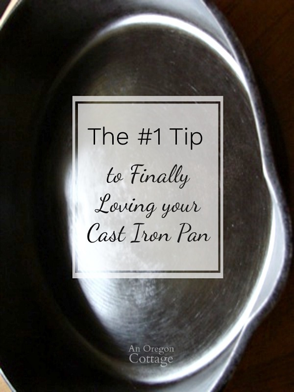 How To Clean And Care For A Cast Iron Pan (Or How I Learned To Love Cast Iron)