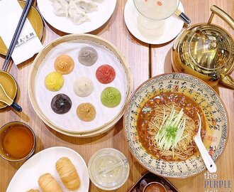 Paradise Dynasty: Home of Colorful Xiaolongbao and More